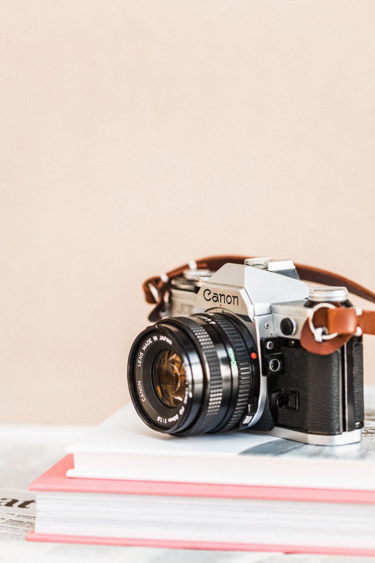 Boek camera